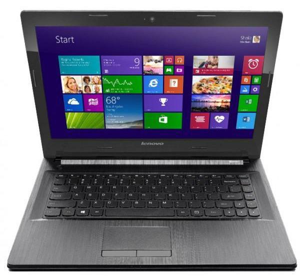 Как зайти в БИОС Lenovo G50 и других ноутбуков серии