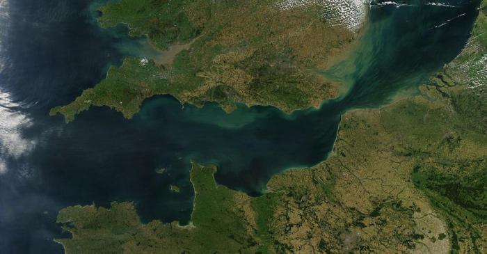 Британские острова отделились от Европы миллионы лет назад в результате катастрофической эрозии