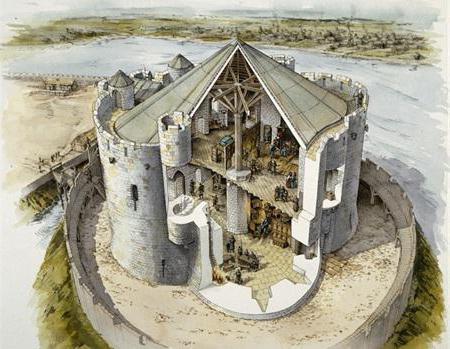 Донжон - это что такое? Средневековый донжон (фото)