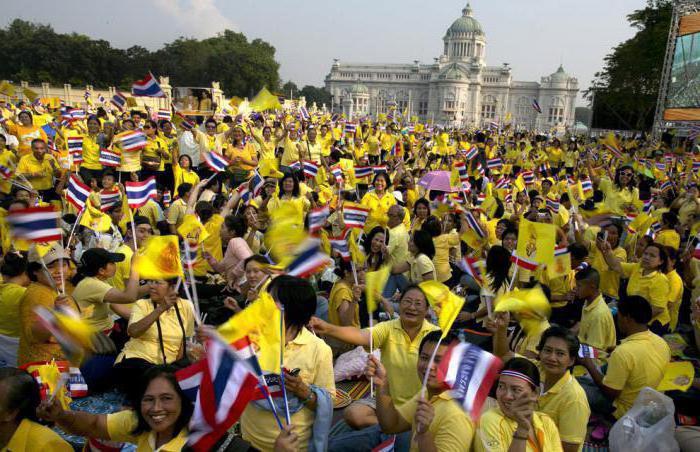 Король Таиланда Пхумипон Адульядет: биография и семья