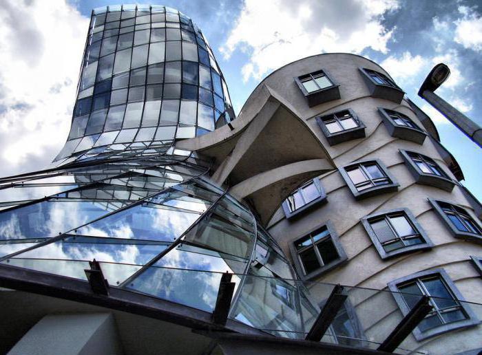 Танцующий дом. Прага глазами современного туриста