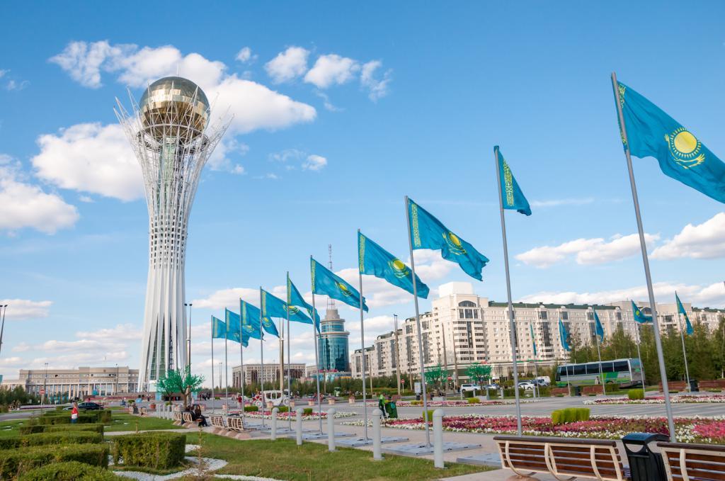 Национальный банк Казахстана. Структура и основные функции