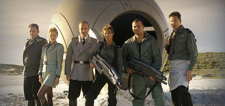 «Звездный десант 3: Мародер» - это третий эпизод франшизы о битве землян с арахнидами