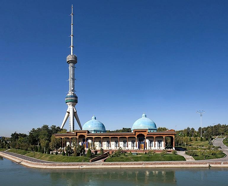 Ташкентская телебашня: фото, описание, размеры