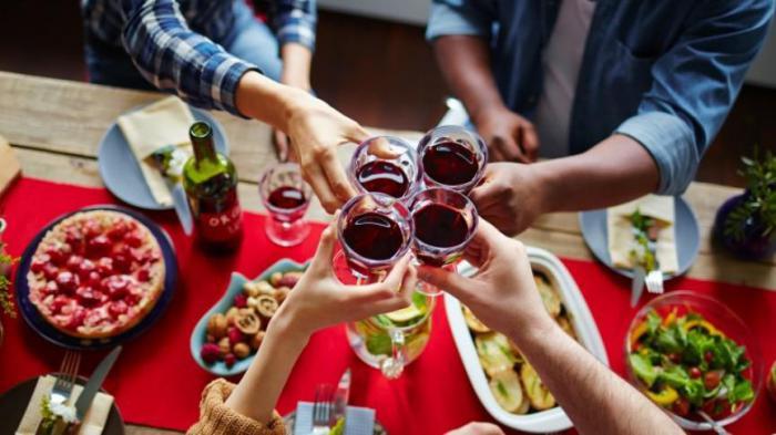 Что будет с вашим телом, если каждый вечер вы будете пить вино?