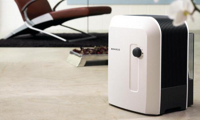 Мойки воздуха Boneco: обзор лучших моделей и отзывы о них