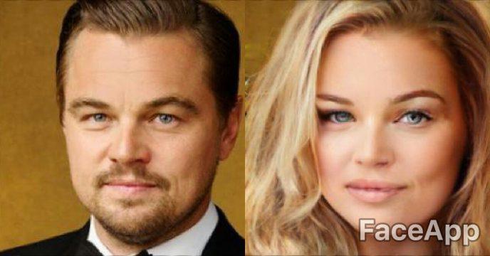 Как бы выглядели самые знаменитые мужчины, будь они женщинами