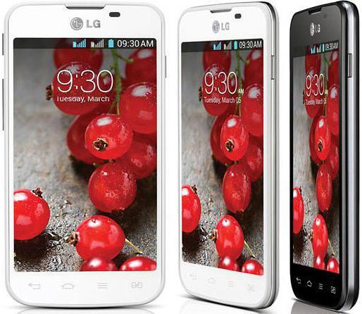 Смартфон LG L5: характеристика, сравнение с аналогами и отзывы