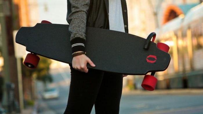 Гироскутер - двухколесный электрический скейтборд. Отличия от четырехколесного скейтборда