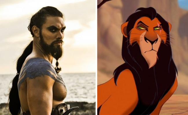 16 героев мультфильмов в реальной жизни