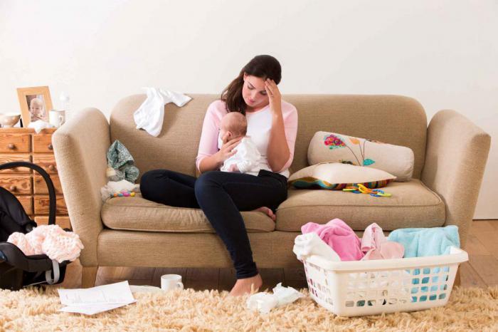10 симптомов послеродовой депрессии, которые нельзя игнорировать