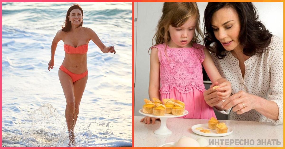 70-летняя австралийка отказалась от сахара и посмотрите, как шикарно она выглядит