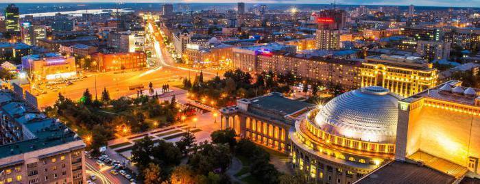 Новосибирск: численность населения, площадь, экономика, промышленные предприятия