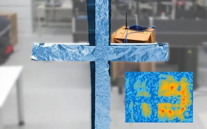 Ученые нашли способ видеть сквозь стены с помощью Wi-Fi