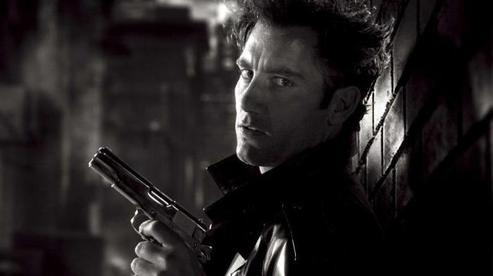Актер Клайв Оуэн: фильмография, биография, личная жизнь