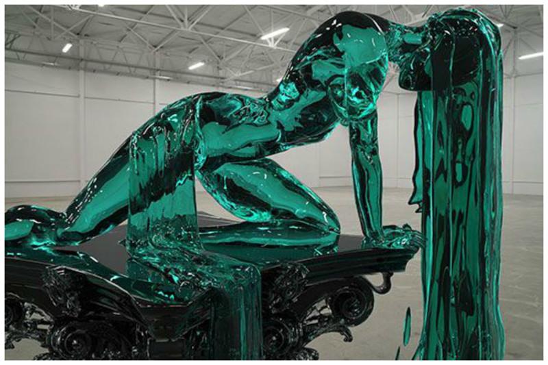 Красота женского тела всовременном искусстве скульптуры