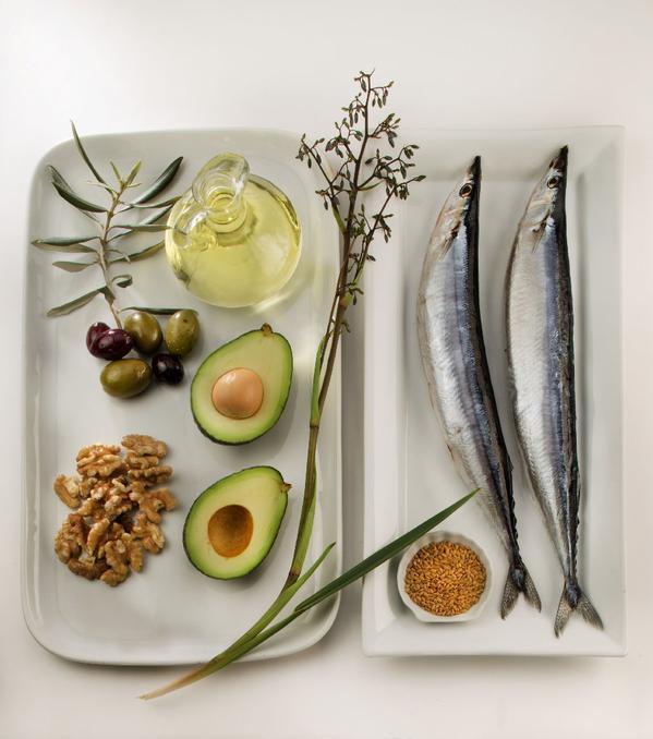 Роль жиров в вашем питании