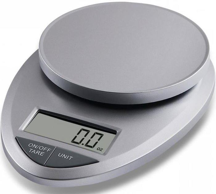 Кухонные весы электронные. Какие лучше? Отзывы, советы по выбору, инструкция