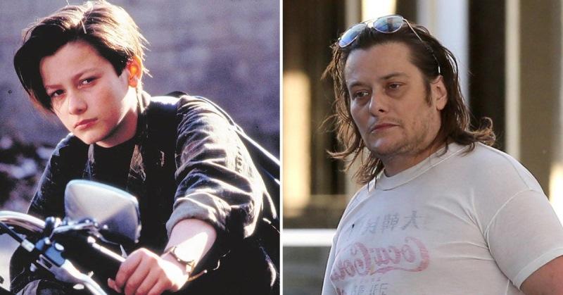 Актеры любимого боевика «Терминатор 2: Судный день» тогда и сейчас.