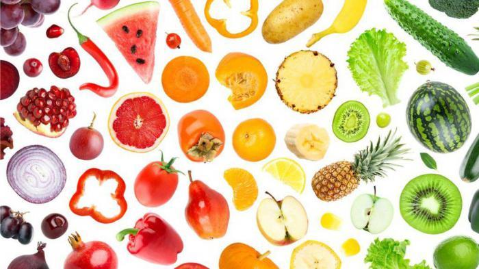 Сколько фруктов и овощей нужно есть каждый день, чтобы жить долго?