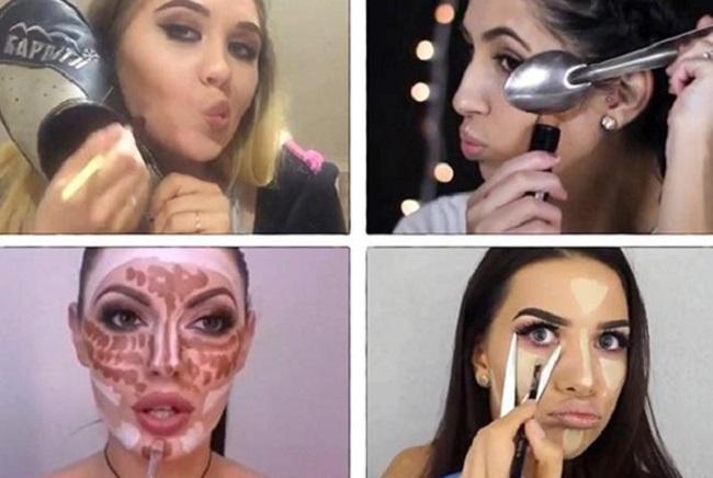 Женщины vs косметика: 17 жизненных ситуаций, в которых 99 % девушек узнают себя.