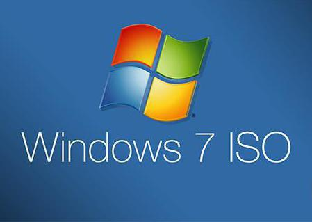Как создать ISO-образ Windows 7: варианты действий