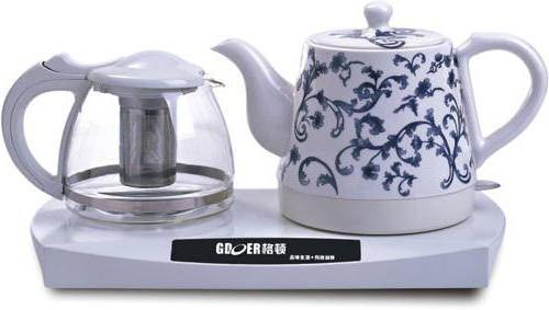 Керамический чайник: обзор, виды, производители и отзывы