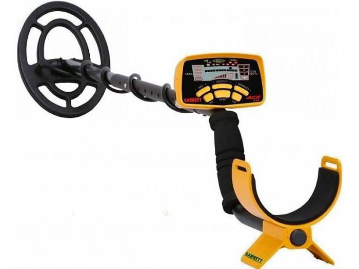 Металлоискатель Garrett Ace 250: описание, характеристики и отзывы