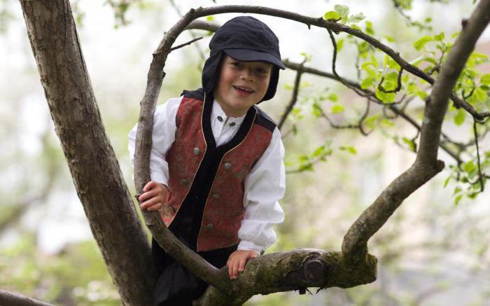 Интересные загадки про дерево для детей