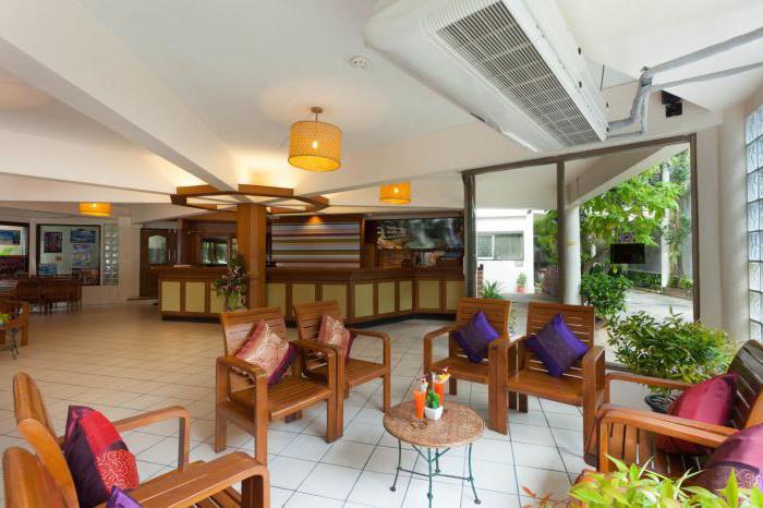 Patong Lodge Hotel 3* (Таиланд, Патонг Бич): описание номеров, сервис, отзывы