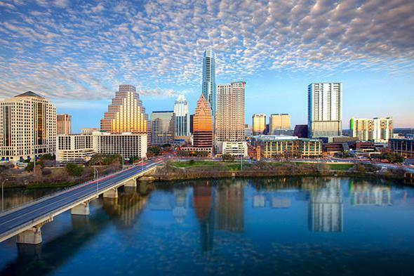 Остин – столица Техаса и просто интересный город