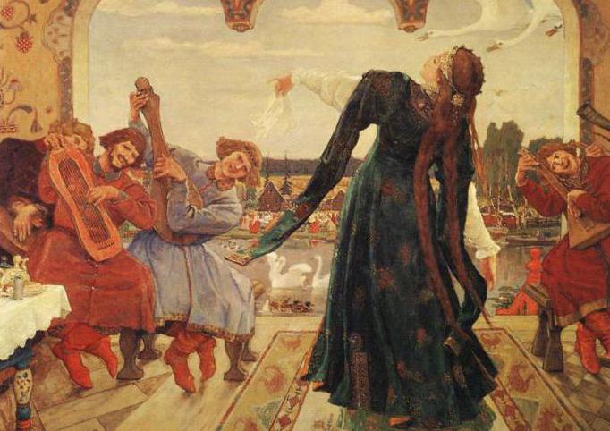 Названия русских народных сказок для детей
