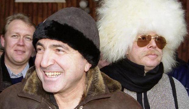 Бизнесмен Бадри Патаркацишвили: биография, деятельность и интересные факты