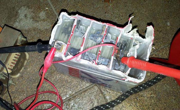 Автомобильный гелевый аккумулятор: плюсы и минусы