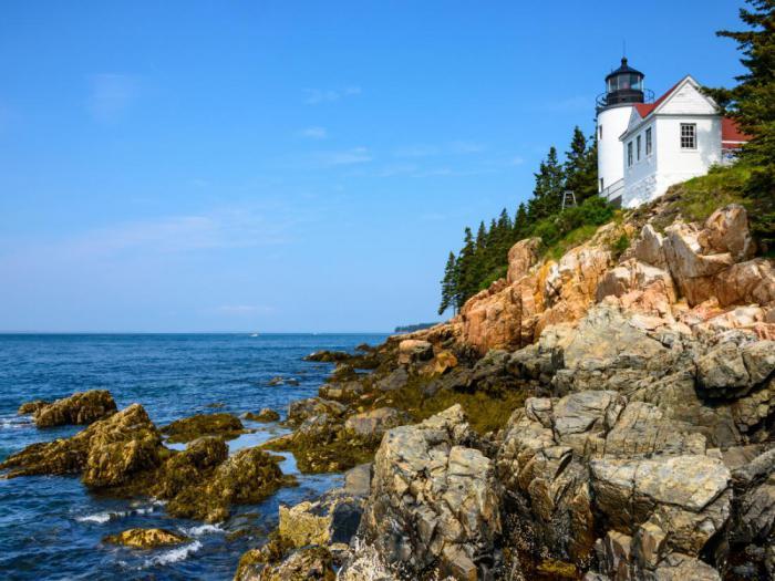 Потрясающая красота национальных парков США в 19 фотографиях
