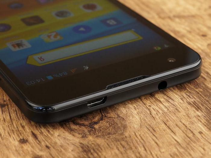 Телефон Dexp Ixion M LTE 5: характеристики, отзывы