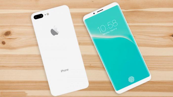 Что мы знаем об iPhone 8?