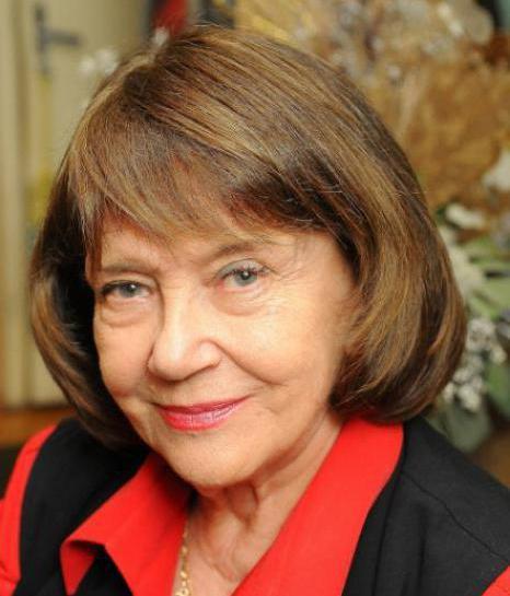 Актриса Зоя Виноградова: биография, карьера, личная жизнь