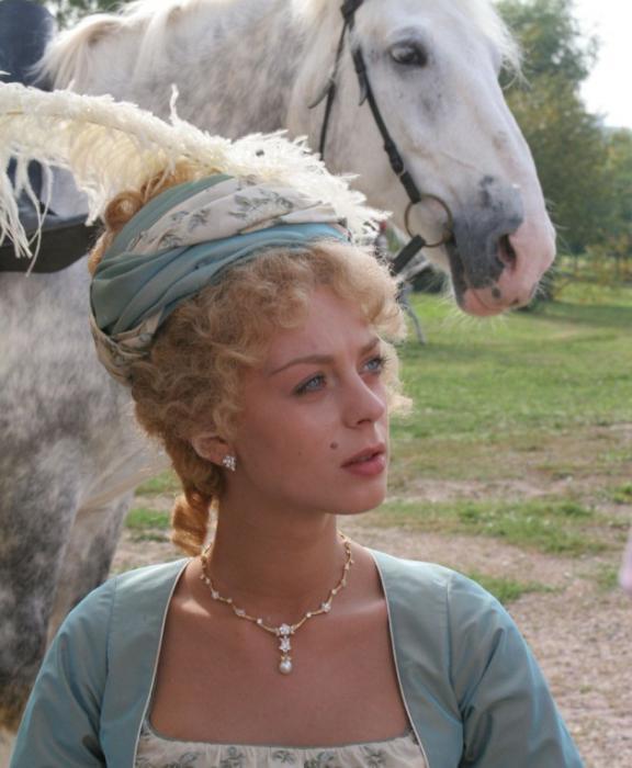 Кристина Кузьмина: фото и личная жизнь актрисы