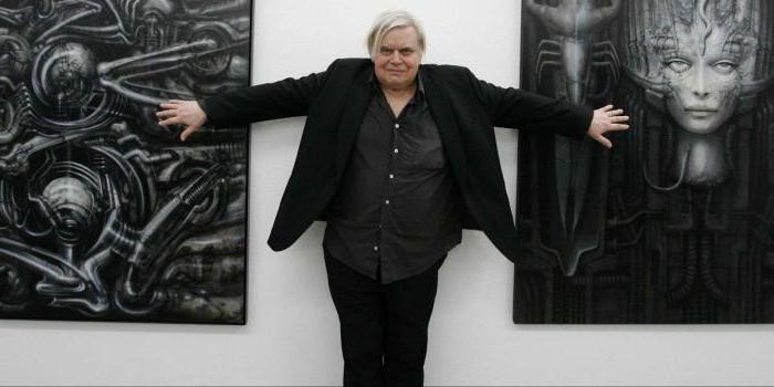 Ганс Рудольф Гигер: биография и работы художника