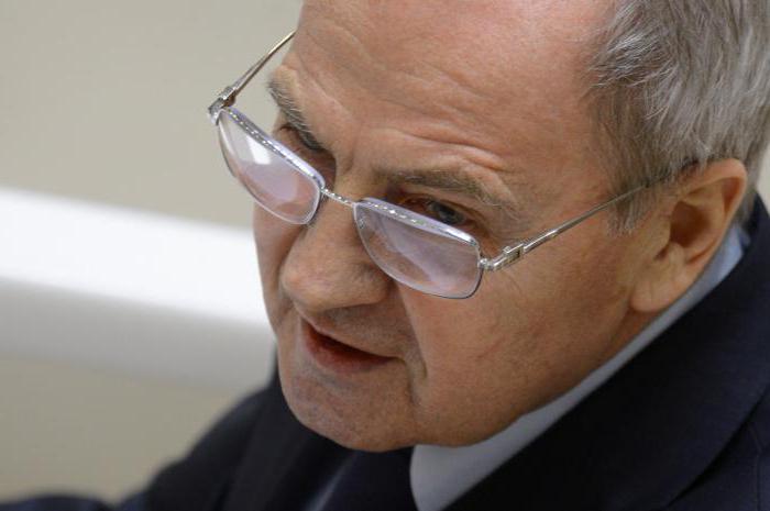 Зорькин Валерий Дмитриевич: биография, фото и интересные факты