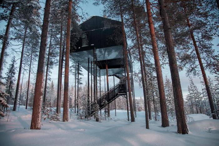 12 самых уютных мест в мире, для того чтобы понаблюдать за звездами