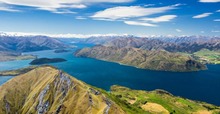 На Земле существует еще один континент под названием Зеландия?