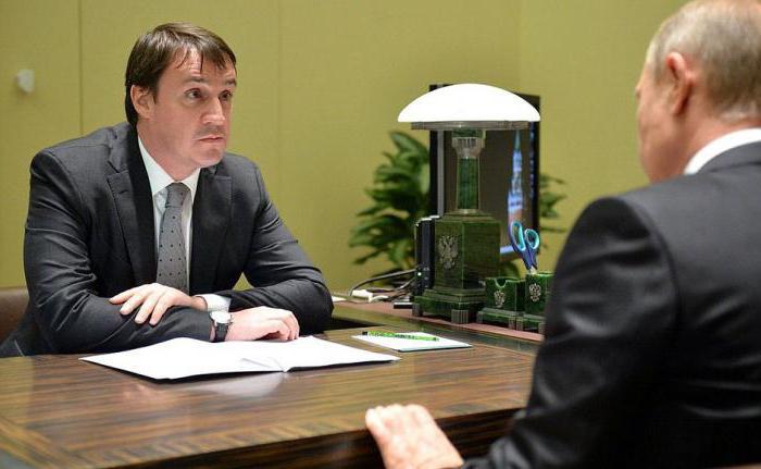 Чего добился Дмитрий Патрушев, сын экс-директора ФСБ России