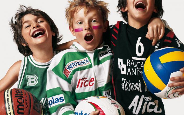 Спортивные дети менее склонны к депрессиям