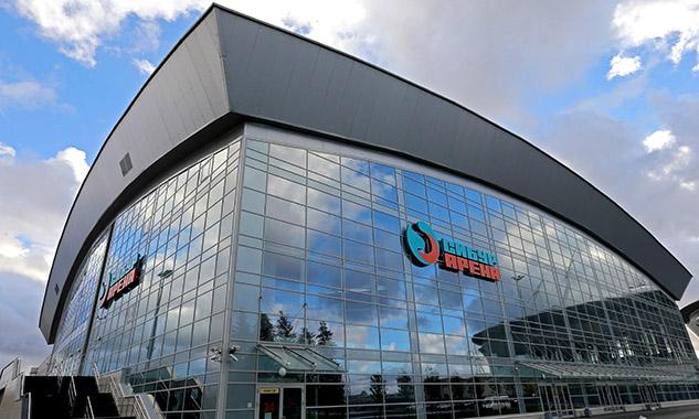 «Сибур-Арена» на Крестовском острове: многофункциоанльный комплекс в Санкт-Петербурге