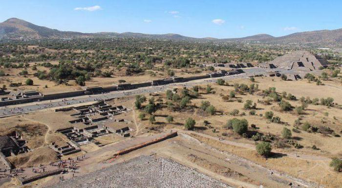 Пирамида Солнца, Мексика: описание, как добраться
