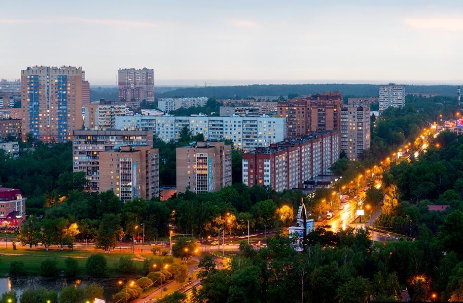 Особенности населения Московской области