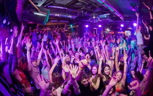 Ночные клубы Новосибирска: обзор