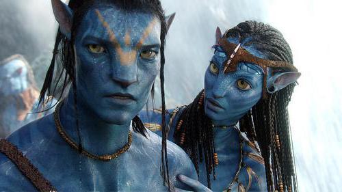 Аватар : актёры захватывающей киноленты